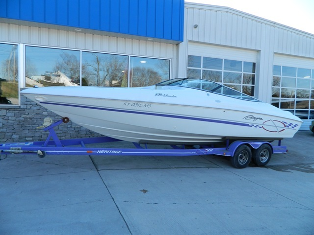 1999 Baja 272 Islander Boss Package Bowrider - OffshoreOnly Classifieds ...