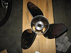 Powertech OFX Propellor - Offshoreonly com