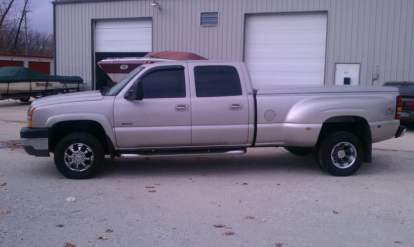 2002 chevy 2500hd with 81 allison best setup so far click image for larger version name dually wheelsg views 1289 size publicscrutiny Image collections