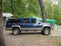 1998-1999 Suburban towing capacity - Offshoreonly com