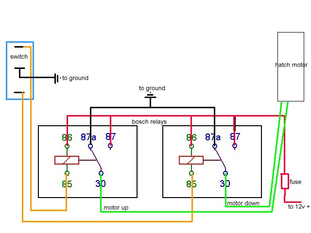 Hoist Wiring Diagram | Wiring Diagram on