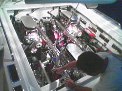 The new 46 being built...-motors.jpg