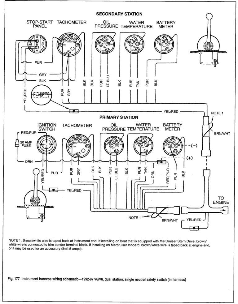new member new owner stinger 390 gauge wiring twin engine 2 jpg
