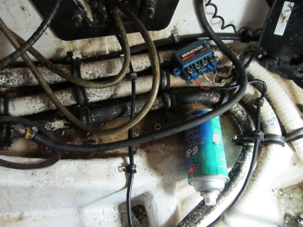 Water Isn\'t Always A Good Thing! Wet Transom? Shogren Performance ...