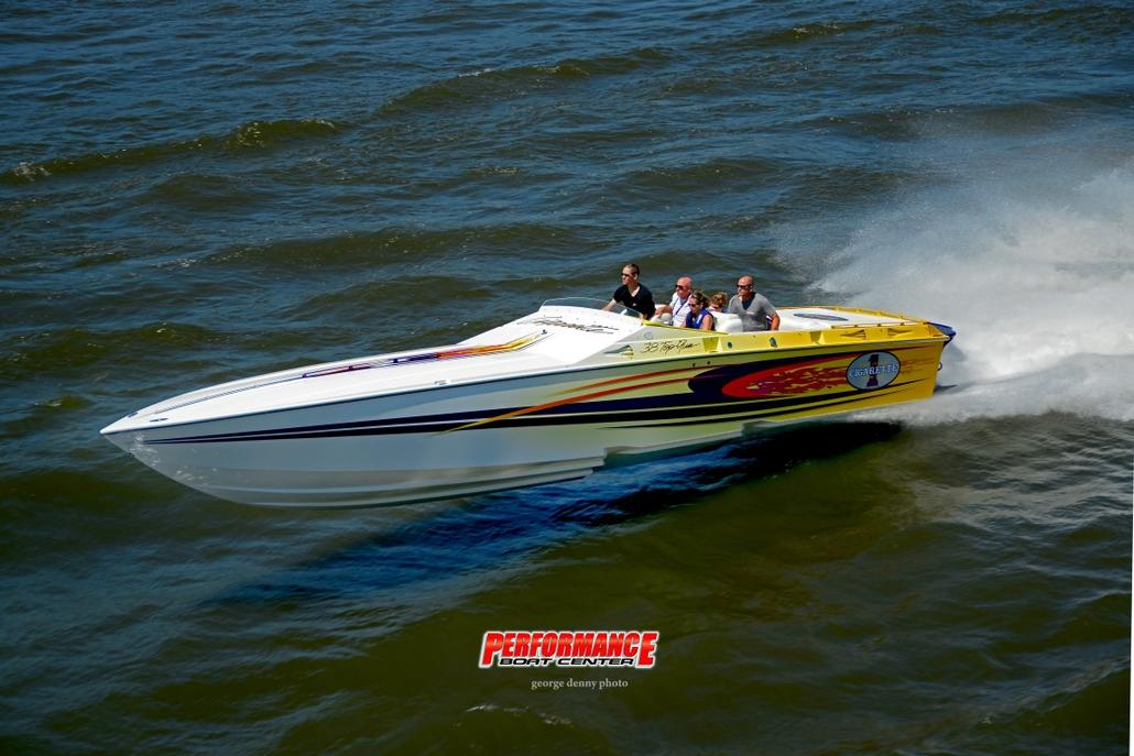2016 Cigarette Rendezvous by Performance Boat Center ...