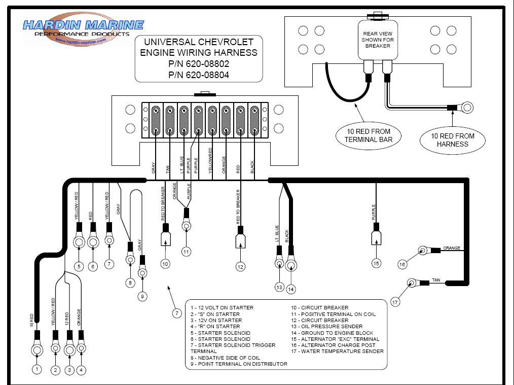 4 3 Mercruiser Wiring Schematic - Somurich.com