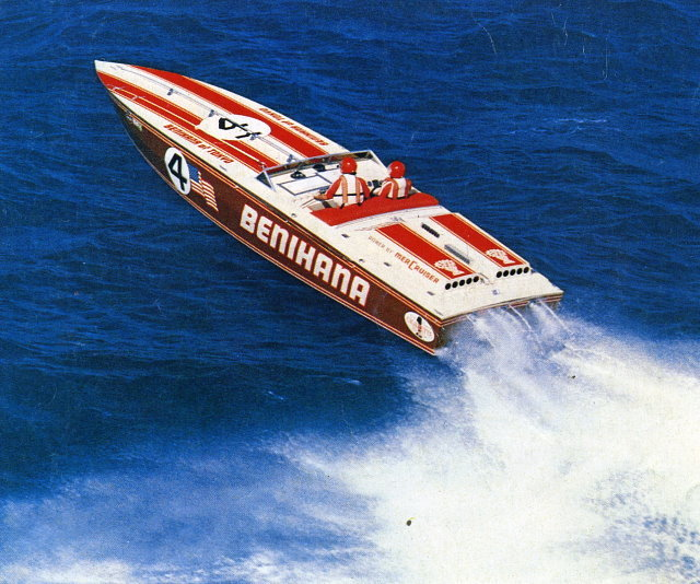 Don Aronow's last race boat - Offshoreonly.com