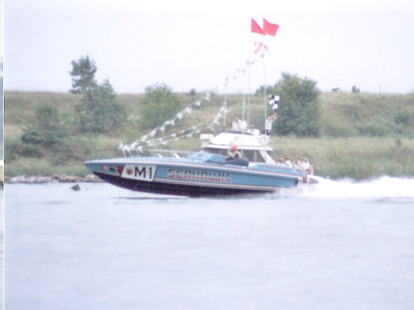 Anyone Know The History Of The Seahawk 28 There Is One