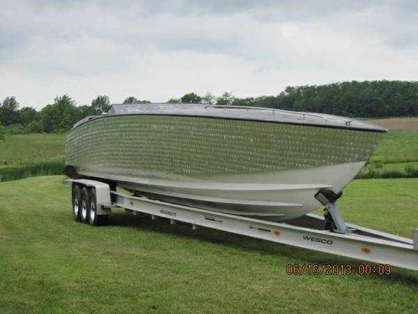 RASCAL Classic Aluminum Race Boat on Craigslist - Offshoreonly com