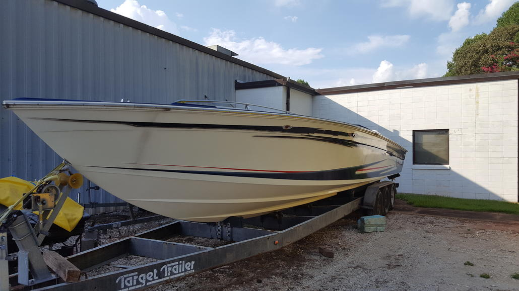 36' widebody cigarette - Offshoreonly com