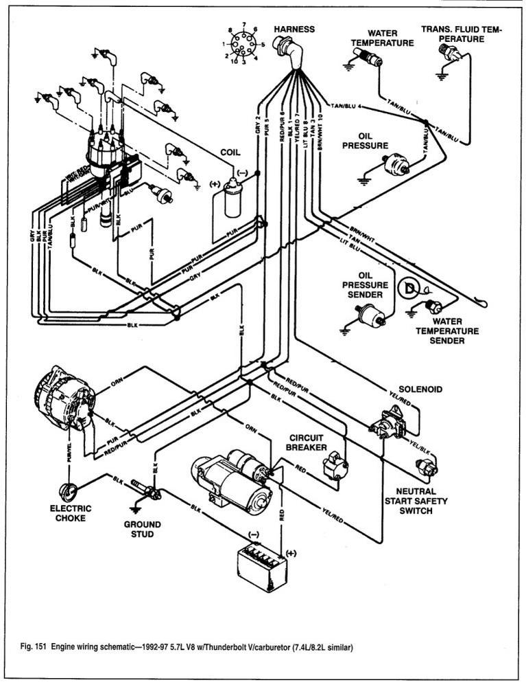 454 Engine Wiring Diagram