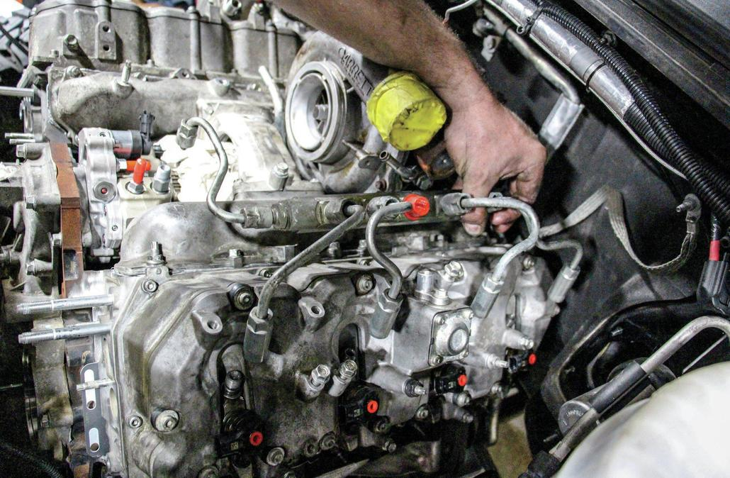 ford fuel injector wiring diagram diy duramax marinisation page 3 offshoreonly com  diy duramax marinisation page 3 offshoreonly com