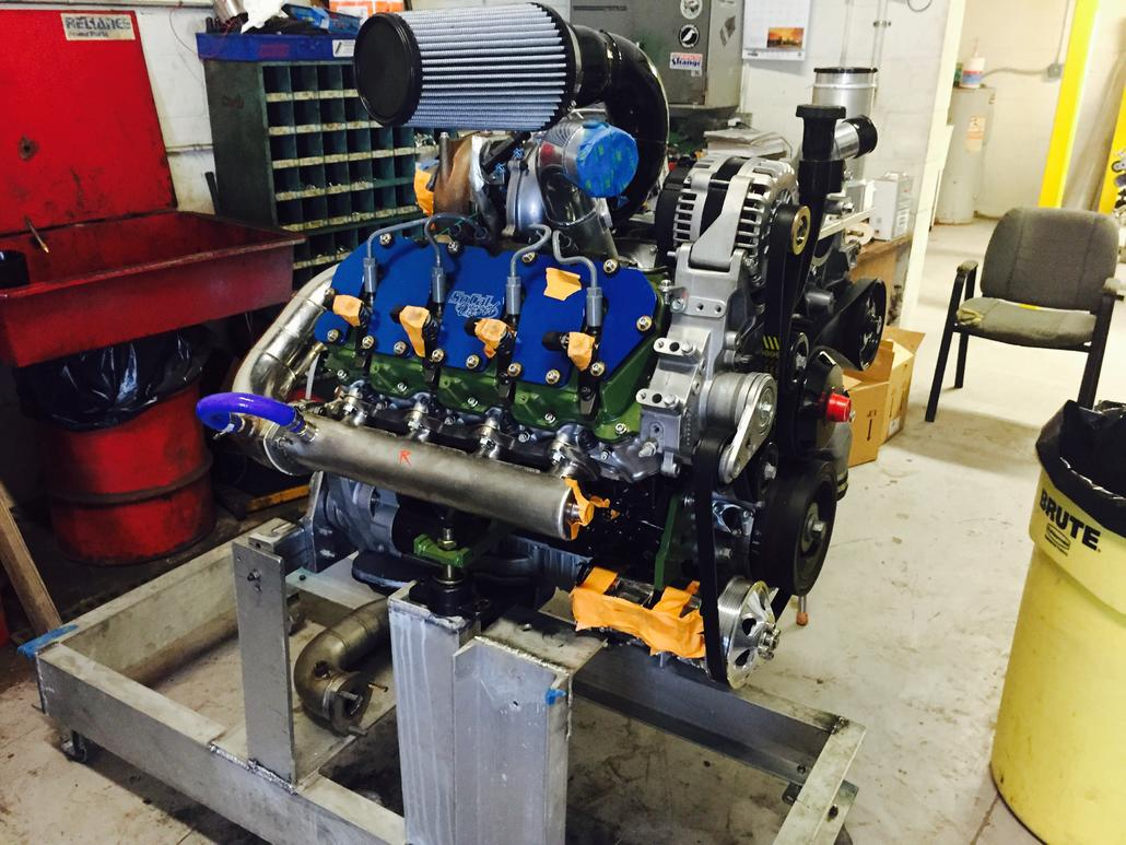 DIY - Duramax Marinisation - Page 8 - Offshoreonly com