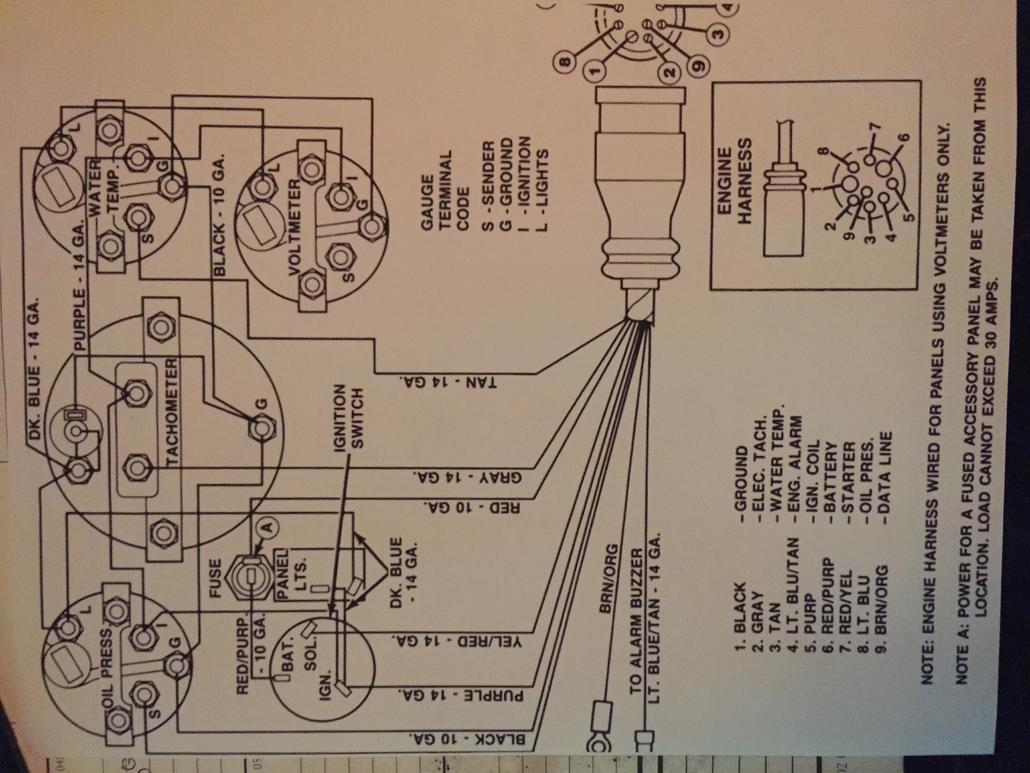 Ho Engine Wiring Books Of Diagram Fenwal Ignition Module 35 655500 001 Swap From 496 To 540 Bbc Offshoreonly Com Rh