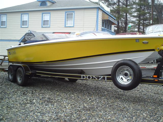 2008 Donzi 22 Classic for sale - Offshoreonly com
