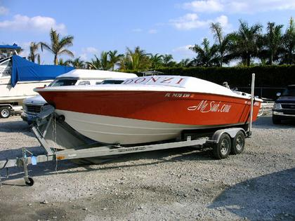Donzi For Sale >> 1986 Donzi 22 Hornet 3 For Sale Offshoreonly Com