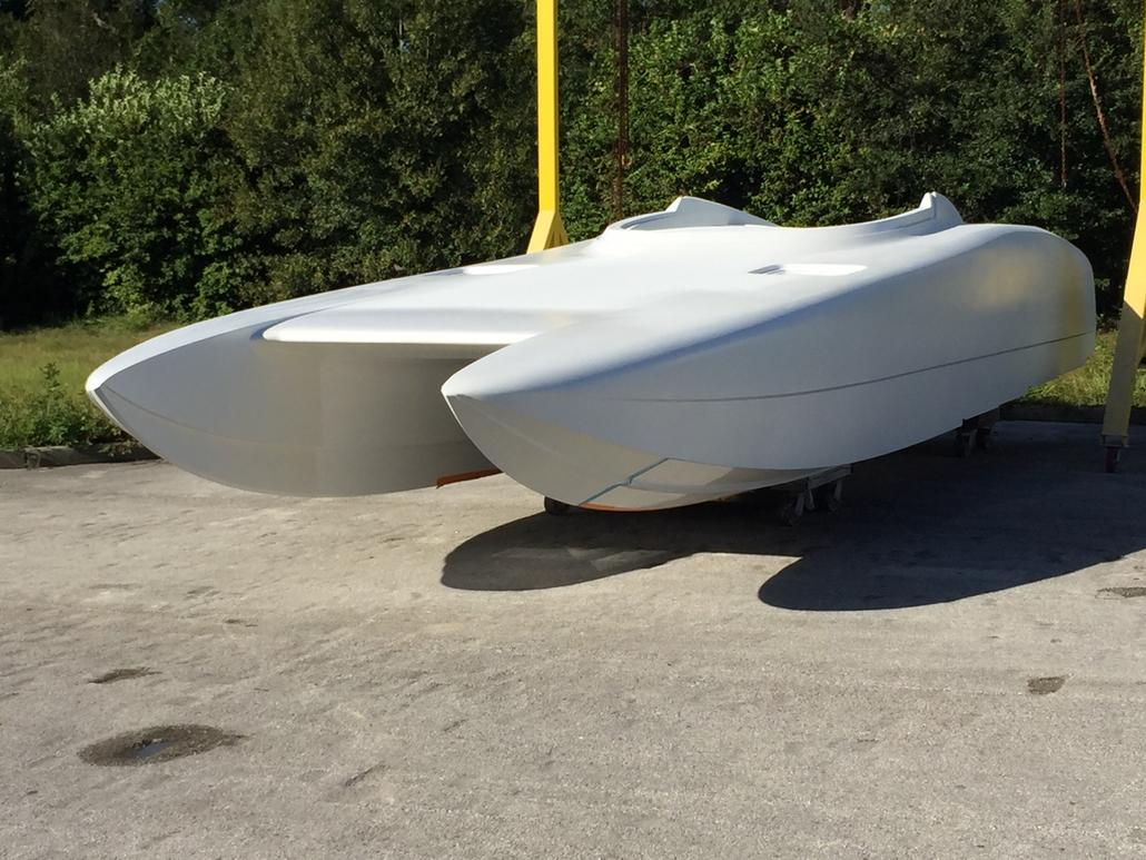 Phoenix Boats For Sale >> New 32 doug wright 400r build - Offshoreonly.com