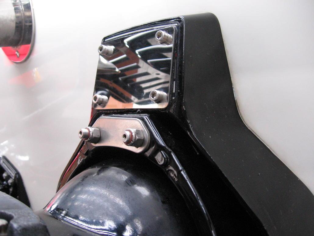 Gimbal Ring Steering Shaft
