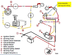 merc wiring harness confusion offshoreonly com rh offshoreonly com