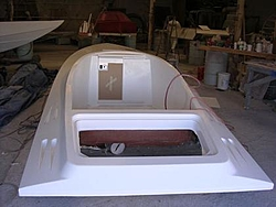 29 Extreme Pleasure Deck Mold is Born !!!-cabin-door-pre-fit.jpg