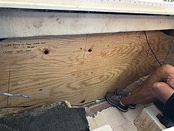 Transom replacement 1995 Webbcraft 252  Help Glass Dave-img_2719.jpg