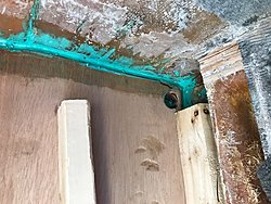 Transom replacement 1995 Webbcraft 252  Help Glass Dave-new-boat2.jpg