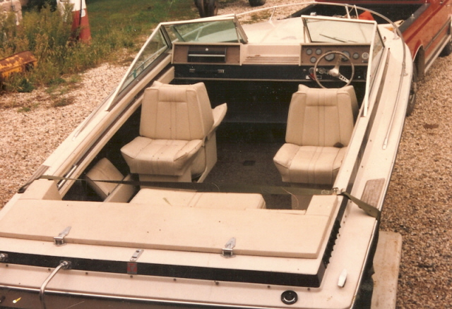 D Signa Formula Project Boat Ft Scn on 1995 Ford Thunderbird