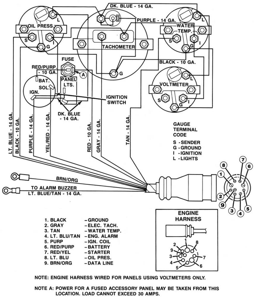 Sea Ray Wiring Diagram from www.offshoreonly.com