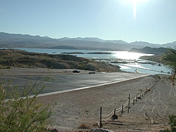 SEMA 2004 Pictures - Here They Are!-ramp-lake-mead-107-feet-low.jpg
