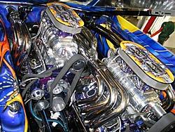 Show me pics of your NON-Merc Engines!-bills-38-bilge-shot.jpg