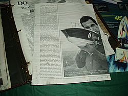 """Scale Model of 32' Cary """"The Cigarette""""-pa210010.jpg"""