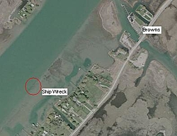 Good news for the Great Lakes - water level is up!-shipwreck3.jpg