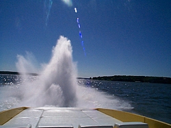 Help...need a pic looking back from the stern , roostertail, pref. outboard cat.-big-spray.jpg