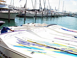 Miami Boat Show Fun Run - Montys --3cigs.jpg