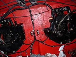 Finally Pulled My Motors Today-bilge-steer4.jpg