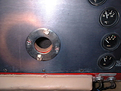 Finally Pulled My Motors Today-fount-dash-hole2.jpg