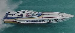 race boat to a pleasure boat-mr-t-ft-pierce.jpg