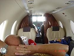 Photos from todays PRA Poker Run that did not happen-phil-lip-ships-plane-inside.jpg