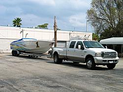 Lucky Strike arrives home-boattruck.jpg