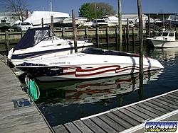 Splashed boat with new engine yesterday.....-my-slip.jpg