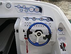 Sunsation 32 Dominator vs Fountain 32 Fever? Best Boat in Class?-05sunhelm.jpg