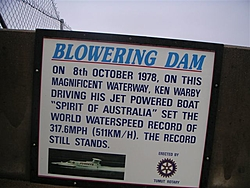 AMFOffshoreracing.com welcomes newest team member-ken-warby-blowering-dam.jpg