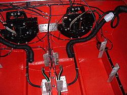 Finally Pulled My Motors Today-bilge-done2.jpg