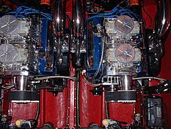 Finally Pulled My Motors Today-motors-boat.jpg