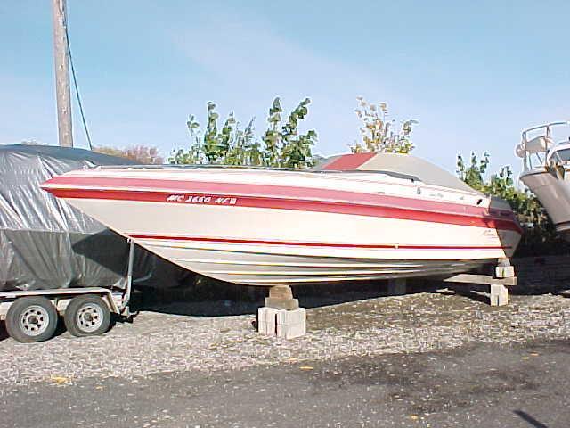 Sea Ray Hull Problems
