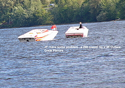 288 and 25 Outlaw Nose to Nose-288-towed-25-outlaw-test-1-1-.jpg