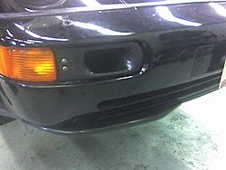 added some carbon fiber bits..-porsche-front.jpg