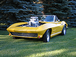Boaters Into Classic Cars/Drag Racing??-63vettefront.jpg