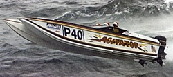 OLD RACE BOATS - Where are they now?-agitator.jpg