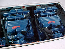 My motor is apart!!!  Down to the bare block.....here's what we found:-bothmotors.jpg